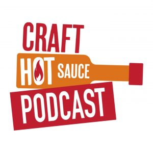 craft hot sauce podcast logo