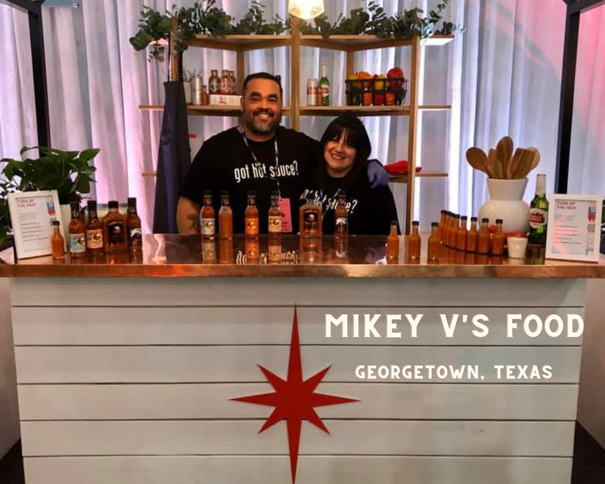mikey v of mikey vs foods podcast