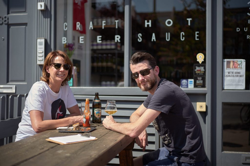 hops burns and black south london hot sauce shop