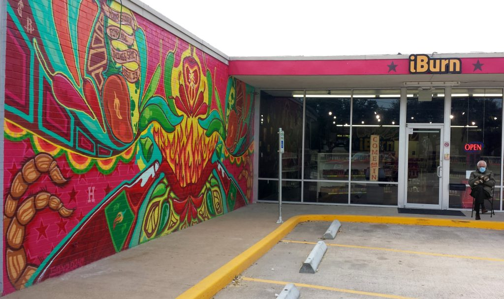 iburn hot sauce shop in houston texas
