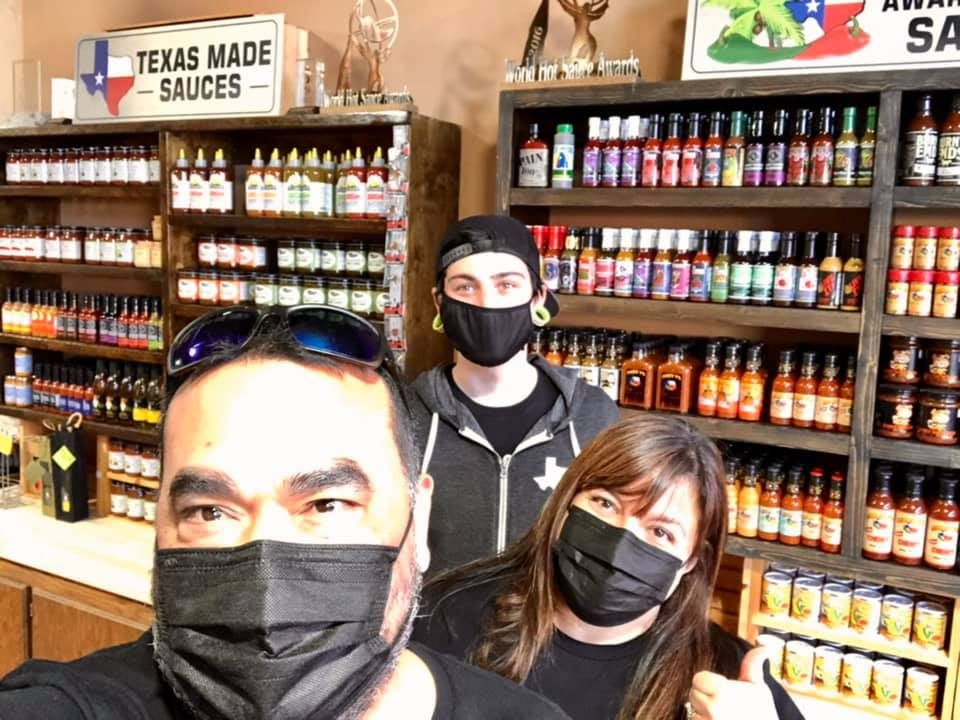 mikey vs foods hot sauce shop georgetown texas