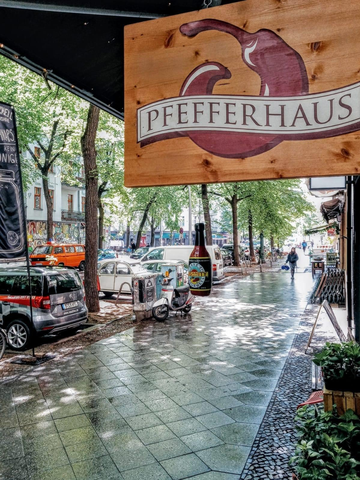 pfefferhaus berlin hot sauce shop