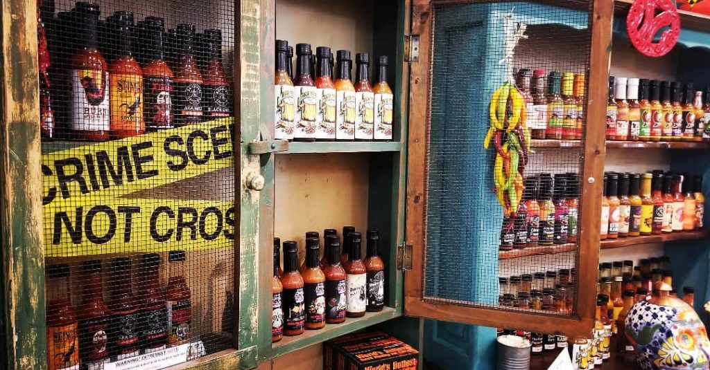 rain tree hot sauce shop melbourne florida