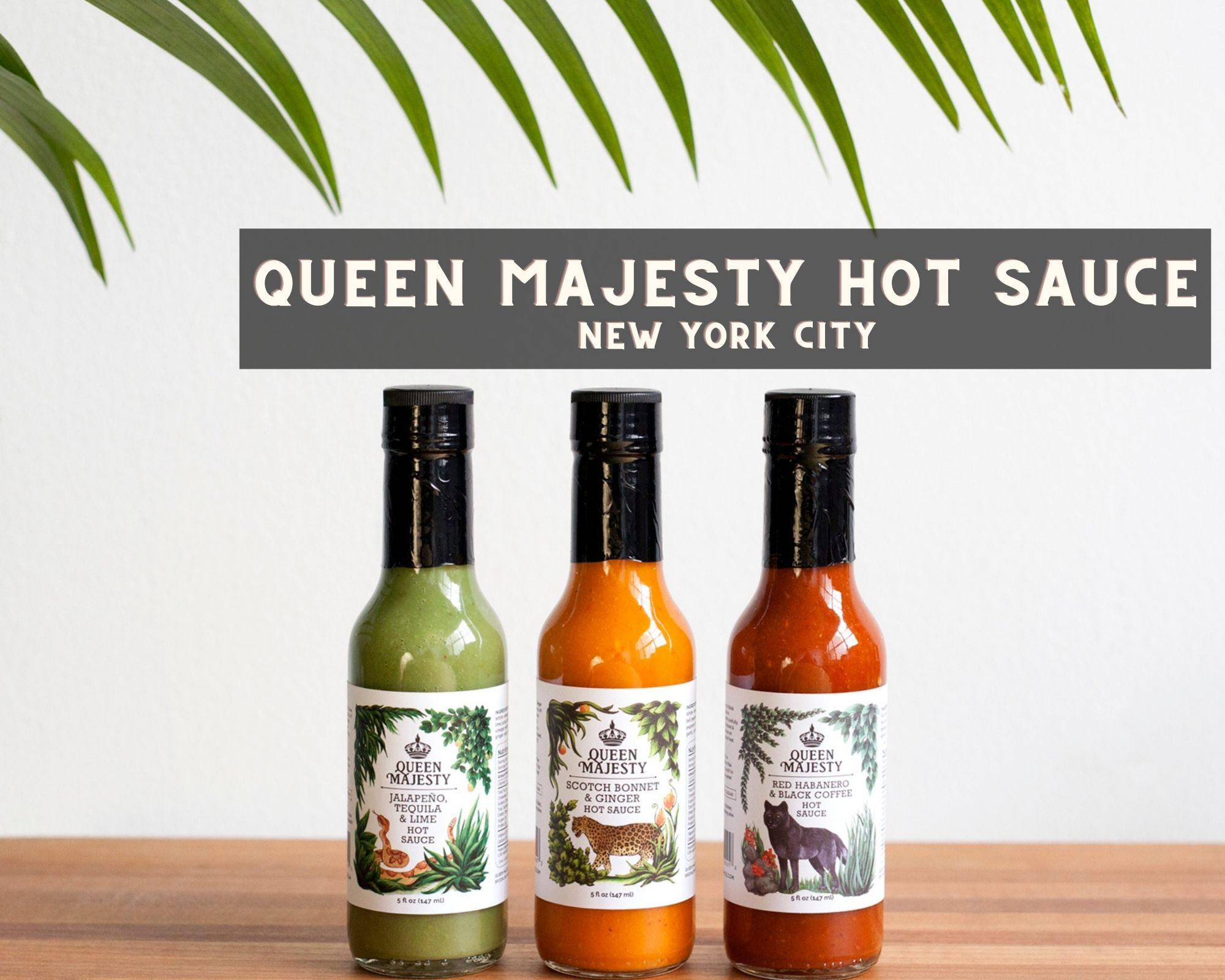 queen majesty hot sauce story thumbnail